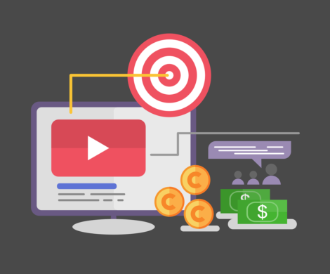 alvo digital, youtube e dinheiro